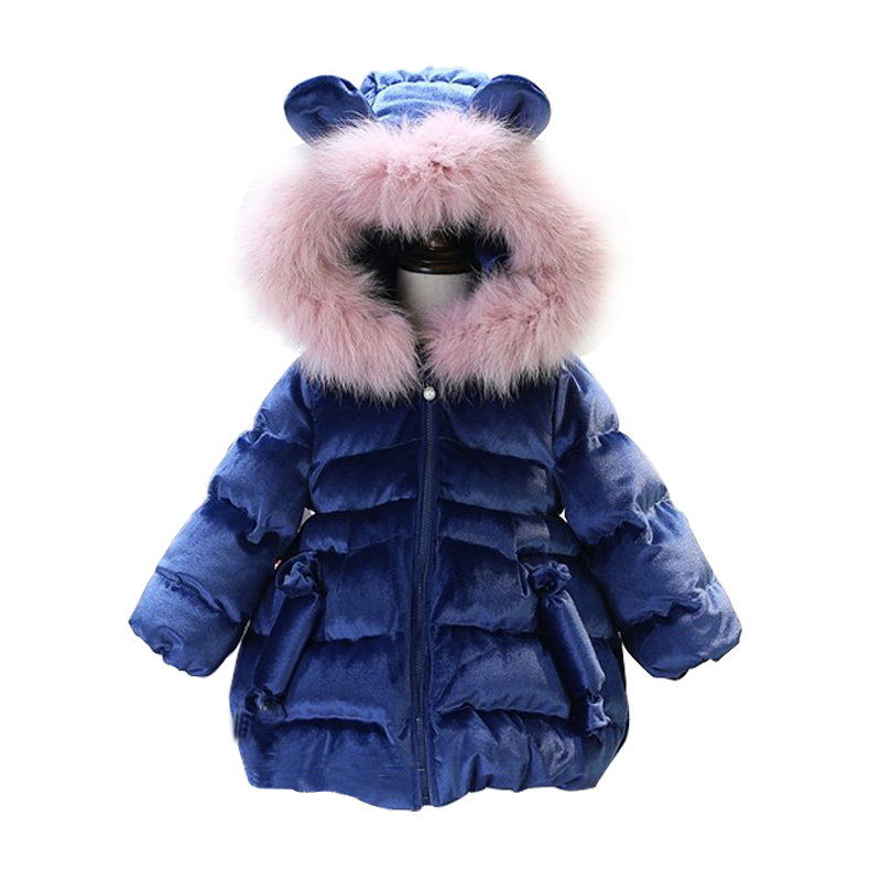 c4343608a Detail Feedback Questions about Toddler Girls Winter Coats Jackets ...
