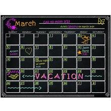 Магнитный ежемесячный календарь для защиты окружающей среды