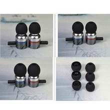 12 Pairs(S/M/L) Soft Black Silicone Replacement Eartips Earbuds Cushions Ear pads Covers For Earphone Headphone цена и фото
