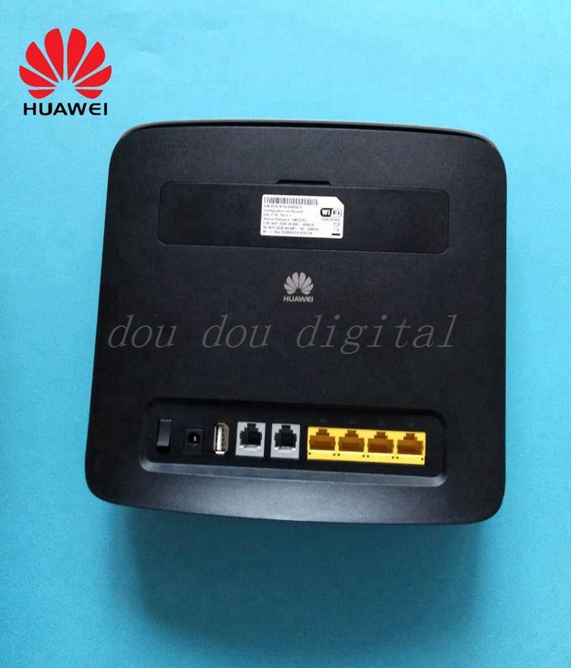 Unlocked New Huawei E5186 E5186s-22a 4G LTE CAT6 300Mbps CPE Wireless Router Gateway Hotspot PK B593,B310,E5172