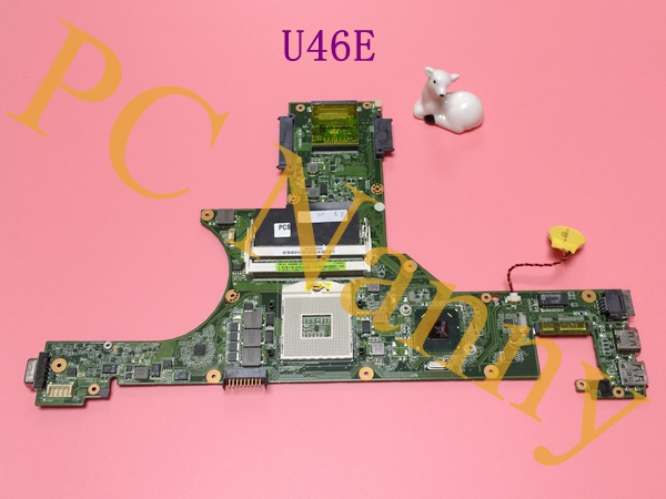 FOR ASUS U46E LAPTOP MOTHERBOARD HM65 Intel GMA HD 3000