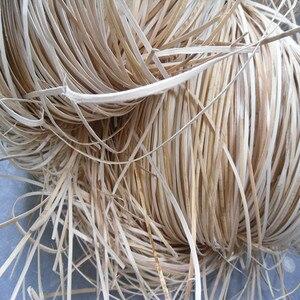 Image 2 - 500 g/paczka indonezyjski Rattan szerokość skóry 2.3mm 4mm naturalna roślina rattan rękodzieło akcesoria meblowe na zewnątrz kosz materiał