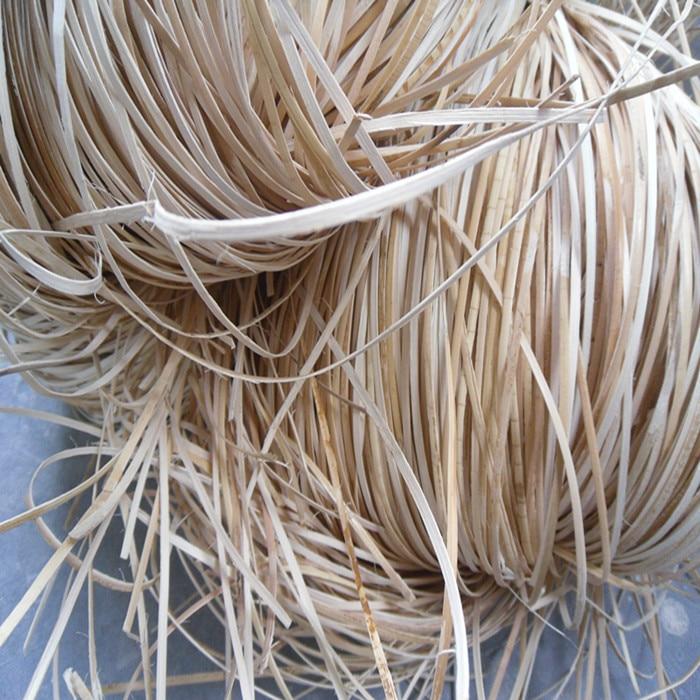 500g/Pack Indonesian Rattan Skin Width 2.3mm Natural Plant Rattan Handicraft Outdoor Furniture Accessories Parts Basket Material