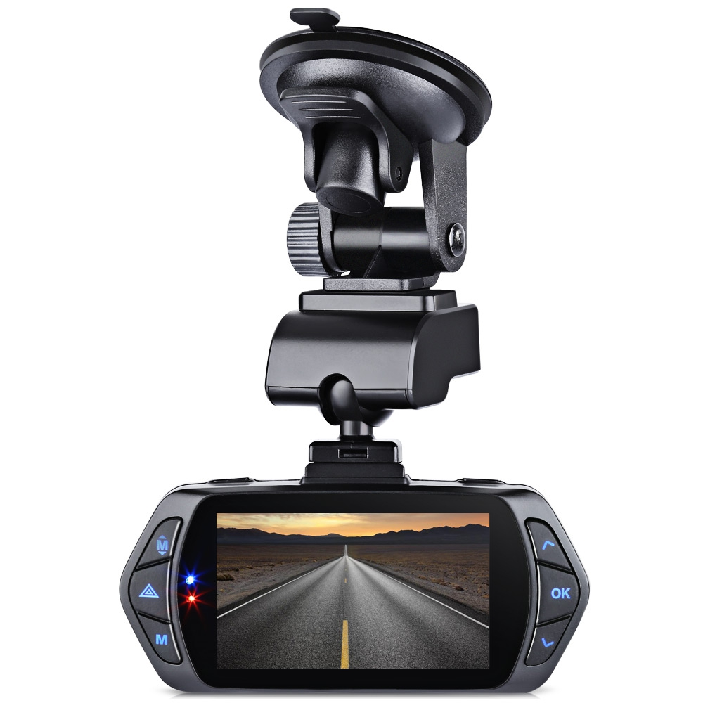 ФОТО GBtiger Car DVR Rearview Mirror Recorder 160 Degree 1080P Camera with G-sensor Microphone Support Motion Detection 32G TF card