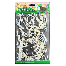 Creative Dinosaur Puzzle Child Growth Toys Multiple Puzzles Simple