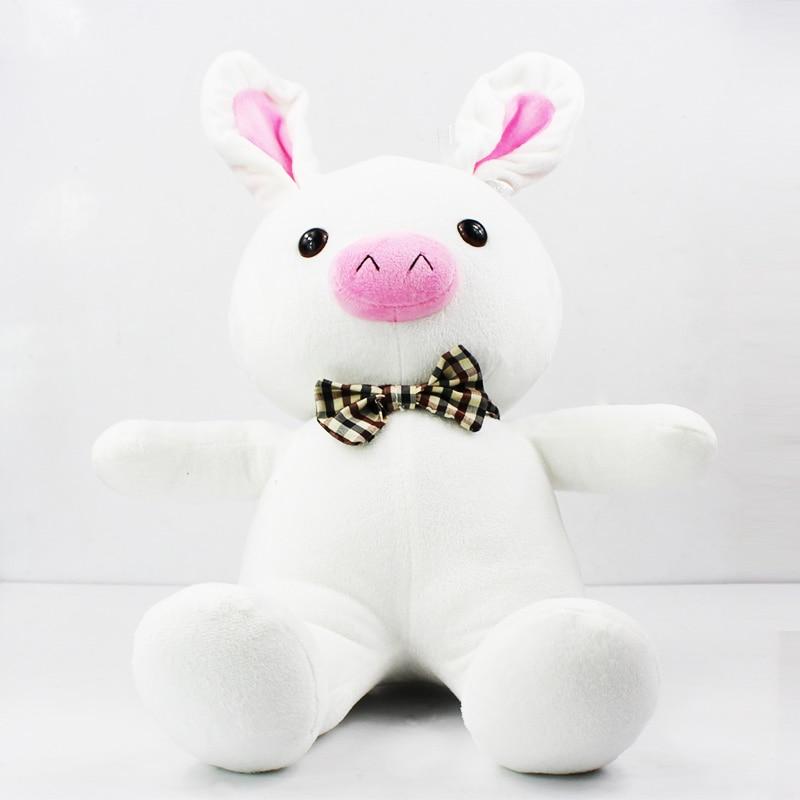 SBS DRAMA Pig Rabbit Stuffed Plush Kids Toys Animal Doll Birthday Gifts 50cm
