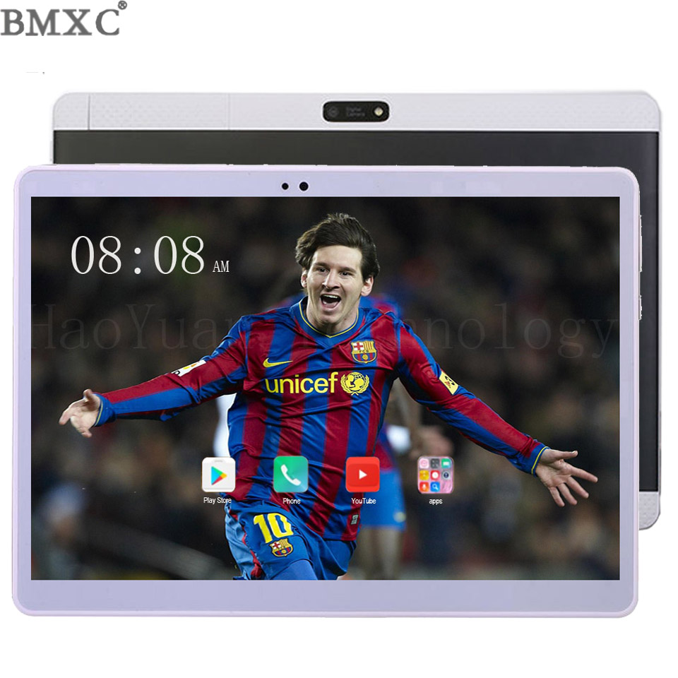 10 inch Original 4G phone call tablet Android 7.0 Octa/10 Core WiFi GPS FM children Tablet pc 4GB+64GB 4g Tablet Pcs 10.1 original 7 shockproof rugged waterproof tablet pc octa cores cell phone gnss gps 2 5 glonass lf uhf rfid android 4 2 zigbee nfc