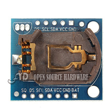 I2C RTC DS1307 AT24C32 Real Time Clock Module for Arduino 51 AVR ARM PIC for Arduino UNO diy