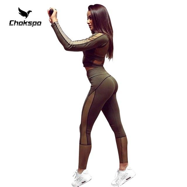 יוגה סט יוגה סטי נשים כושר חדר כושר ספורט חליפת חדר כושר בגדי לנשים Roupa דה אקדמיה יוגה ללבוש לנשים יוגה כושר