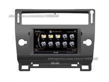 For Citroen C-Triomphe 2004~2010 – Car GPS Navigation System + Radio TV DVD iPod BT 3G WIFI HD Screen Multimedia System