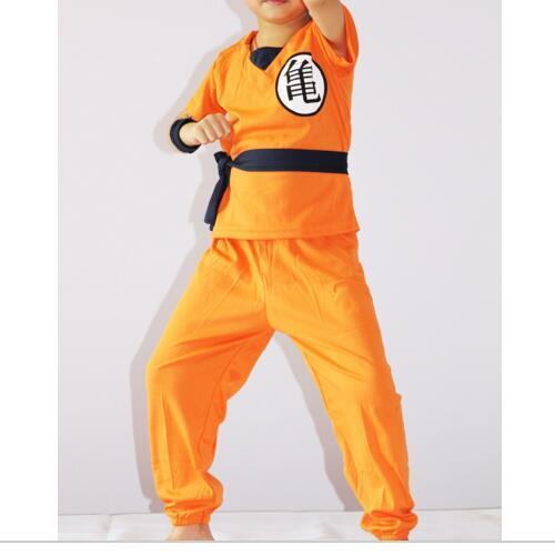 Goku Costume for Kids!