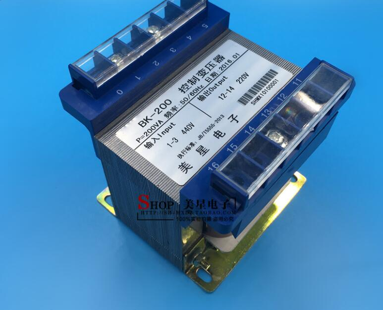 220V 0.9A Transformer 440V input Isolation transformer 200VA Control transformer copper Machine control transformer Marine220V 0.9A Transformer 440V input Isolation transformer 200VA Control transformer copper Machine control transformer Marine