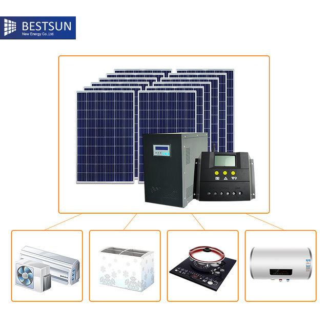 panneau solaire 5kw