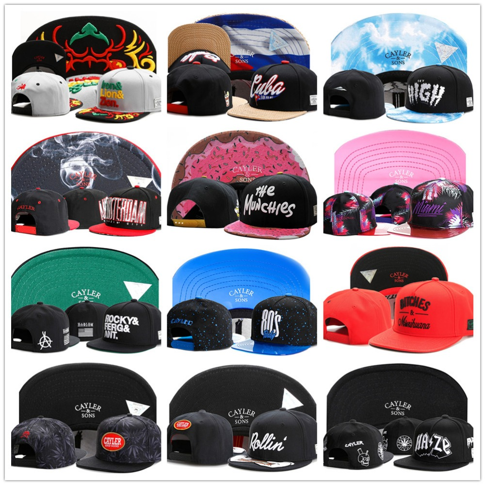 0ea0552d020 2017 New Fancy Cayler Sons Baseball Caps Men Cayler Sons Faded Snapback  Embroidery Hip Hop Hats Beach Women Casquette Rocky Snap-in Baseball Caps  from ...