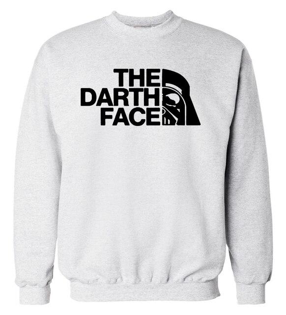 Star Wars The Darth Face Men Sweatshirt