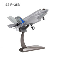 1/72 Scale U.S. American Navy Army F35 Fighter Fighter Aircraft Airplane Models Adult Children Toys for Display Show Model Gifts