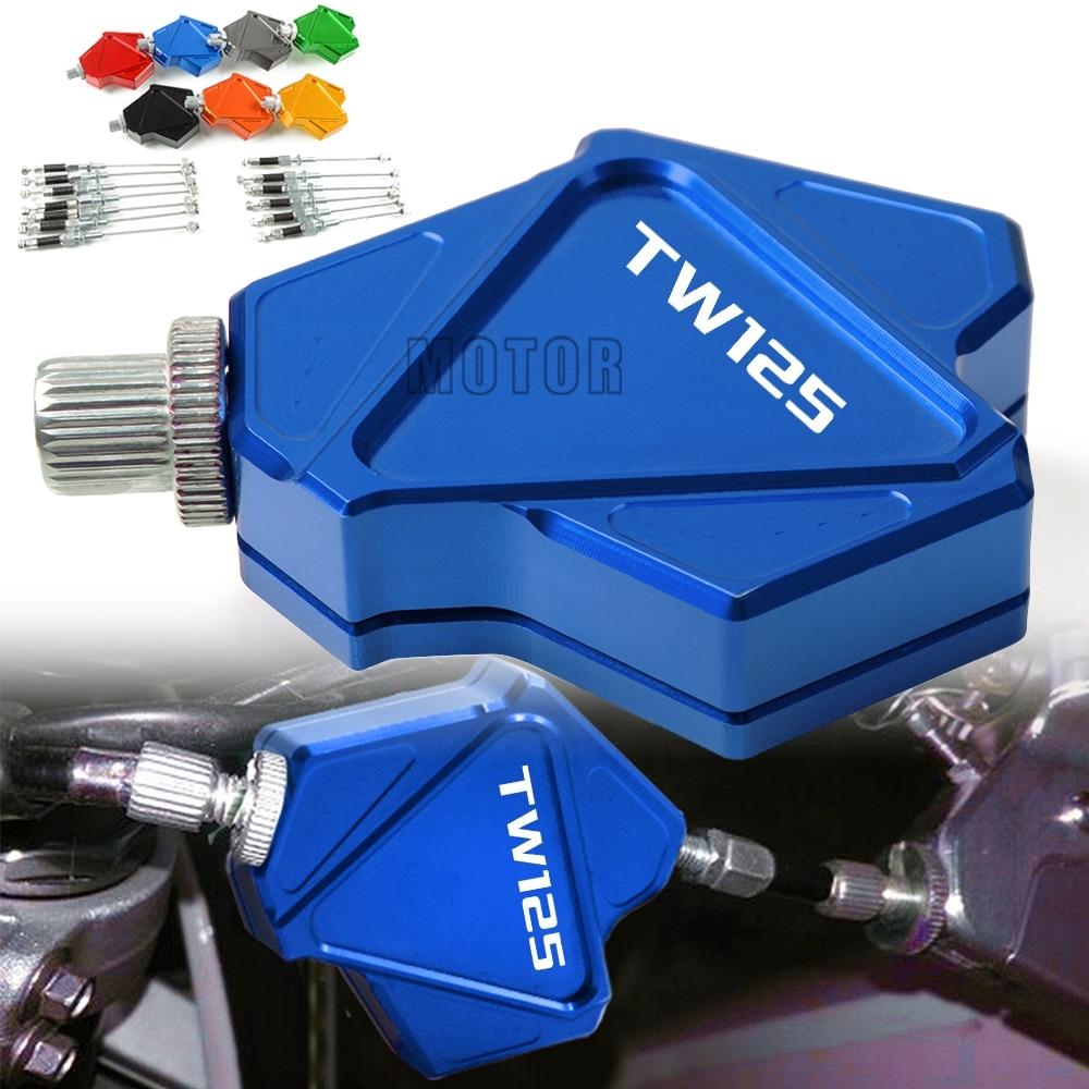 Yamaha TW 125 Clutch Cable 1999-2004