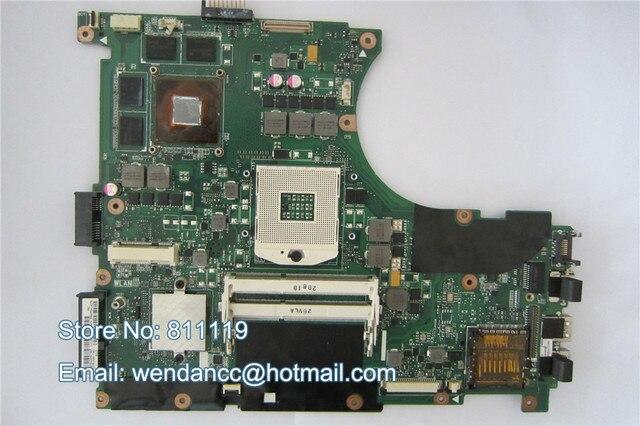 Placa madre del ordenador con vga chipsets N56VM PLACA rev: 2.3 Para N56VZ GT630 chipest placa base DDR3 Con 2G Vga chipset