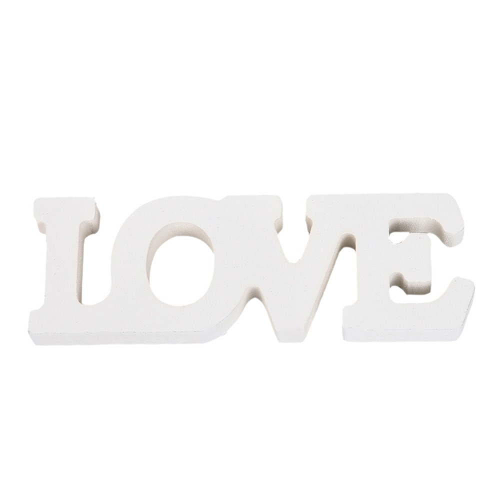 product Creative Wooden English Alphabet Photography Props Decoration Wooden Decorative Gifts Letter Furnishing Articles