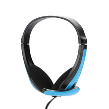 SIFREE Best PC Gamer Stereo Hifi Gaming Headphones With Microphone Glow Game Music Headset fones GHMY(China)