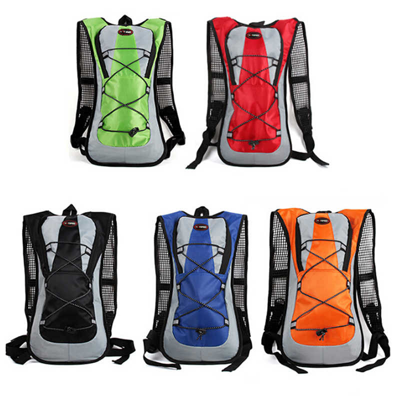 Hiking Climbing Hunting Rucksack Travel Outdoor Bicycle Sport Waterproof Tactical Backpack 5L Camping Water Bag Laptop Backpack
