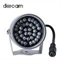 DEECAM CMOS Ни Объектив Поддельные Купольная Камера ИК Расстояние 30 М 36 шт. LED Открытый Купол Безопасности Главная Видеонаблюдения камера