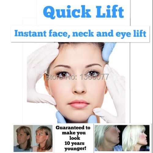 Genoeg Free shipping NEW Instant Facelift Quick Lift Tapes INSTANTLY  @UY78