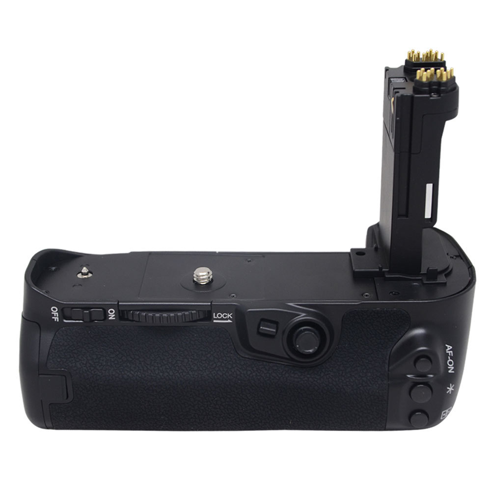 Meike MK-7DII Battery Grip for Canon EOS 7D Mark II 7D2 as BG-E16 meike mk 5d4 vertical battery grip for canon eos 5d mark iv as bg e20 compatible camera works with lp e6 or lp e6n battery