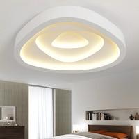 Modern LED Ceiling Lights for Living room Bedroom Kitchen triangle lamp Indoor Home Ceiling Decor plafon led Ceiling Lamp