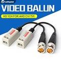 10 Пары Enhanced Видео Балун Витая BNC CCTV Видео Балун Пассивный Трансиверы UTP Балун BNC Cat5 Поддержки HDCVI/AHD/TVI Камеры