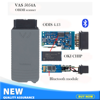 New ODIS V4 1 3 VAS5054 Oki VAS 5054A Full Chip Support UDS VAS5054A 5054 OBD