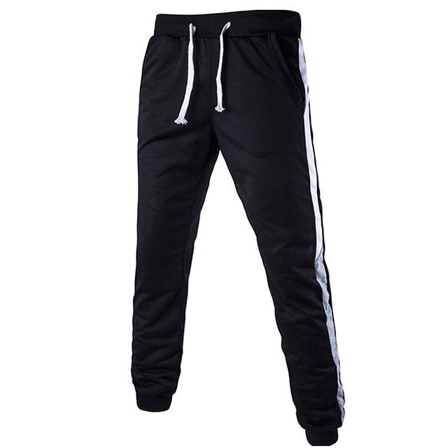 La primavera y el Otoño de los hombres de moda casual pantalones rectos Delgados masculinos pantalones clásicos