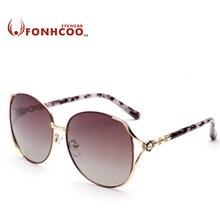 2017 FOHNCOO Brand New Fashion Polarized Vintage retro sunglasses blossoming pattern sunglasses women UV400 rays protection