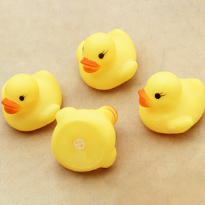 Image 3 - 10pcs/lot mini Baby Kids Squeaky Rubber Ducks Bath Toys Bathe Room Water Fun Game Playing Newborn Boys Girls Toys for Children
