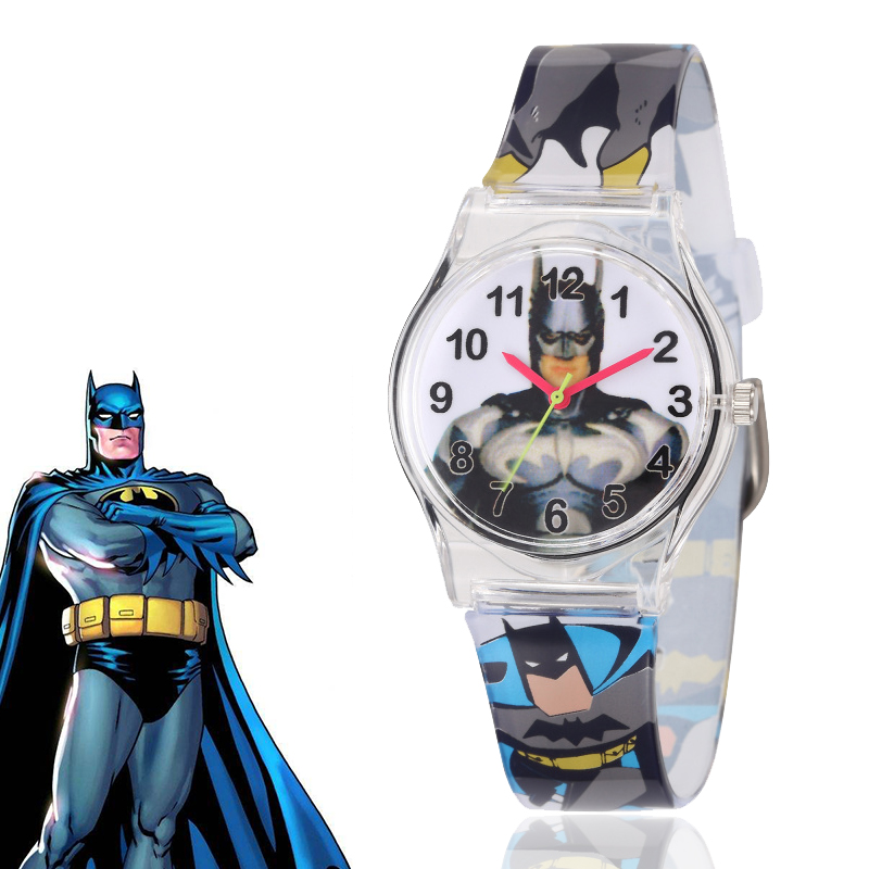Children's Watches Age Of Ultron Watch Sports Watches Couple Gifts Men Relogio Feminino Women Military Watch Dropshipping 1pcs Fashion Avengers