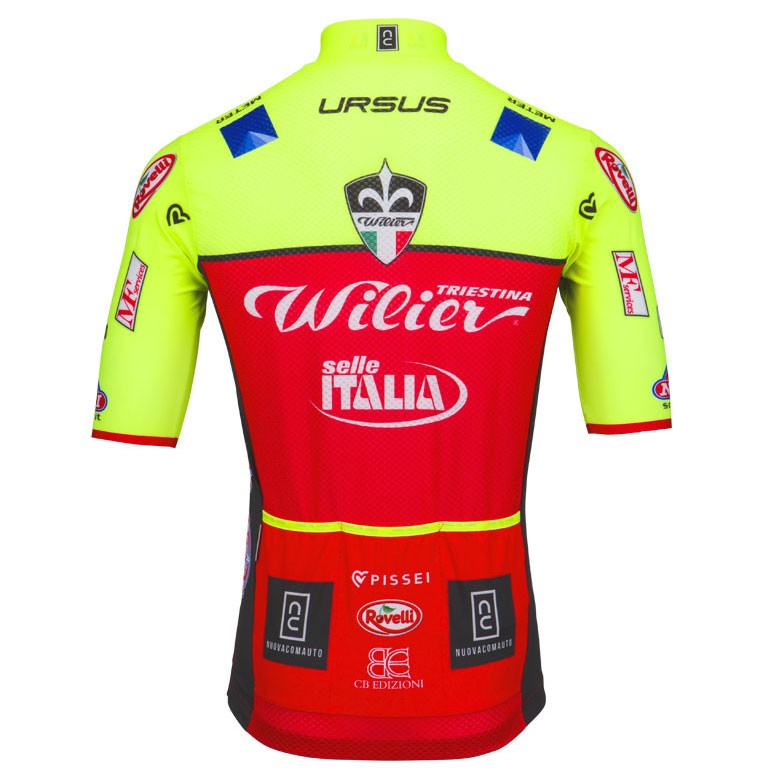 7f492d7d3 Detail Feedback Questions about 2018 Wilier Summer Cycling Jersey ...