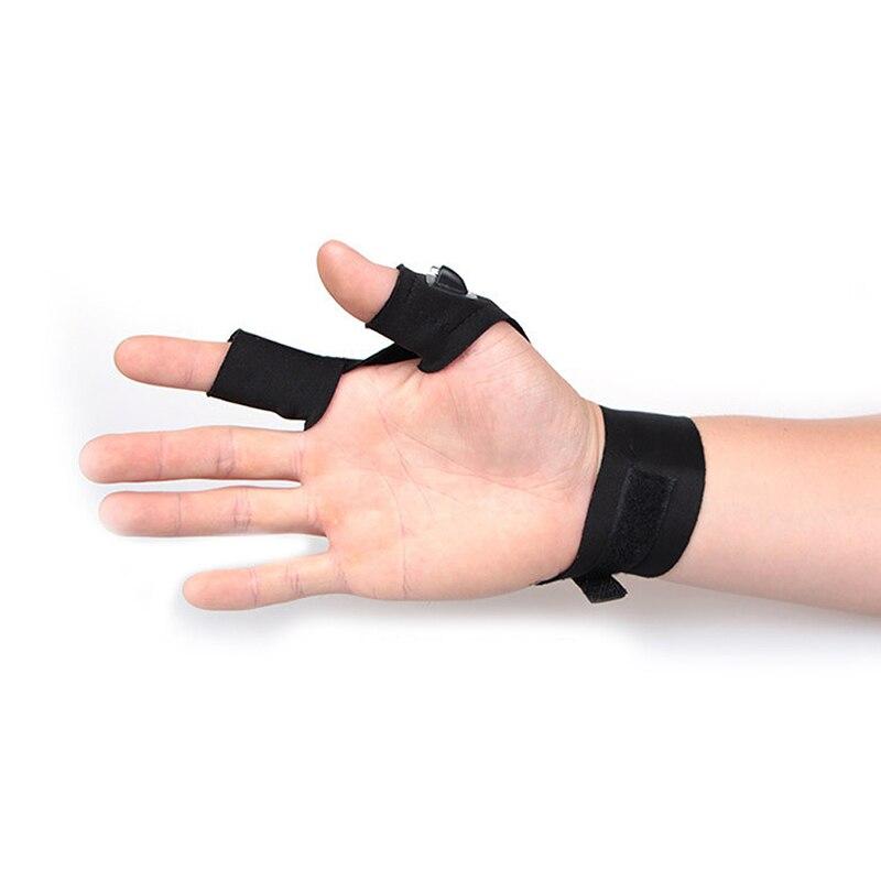 Led Taschenlampen Taschenlampen-Abdeckung Fingerhandschuhe - Haushaltswaren - Foto 3