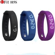 2016 Newst Ufit H5S Sensible Wrist Band Coronary heart Charge Monitor Bracelet Health Sport Tracker Wristband Smartband Inteligente bracelet