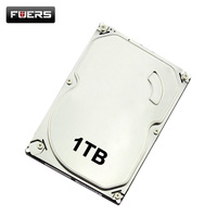 FUERS 1TB 2TB Hard Drive Disk For Security System HDD 4M Camera DVR CCTV PC Surveillance SATA Computer Desktop Internal HDD
