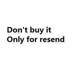 Don't Buy It , It Is Only For Resend. Nothing!