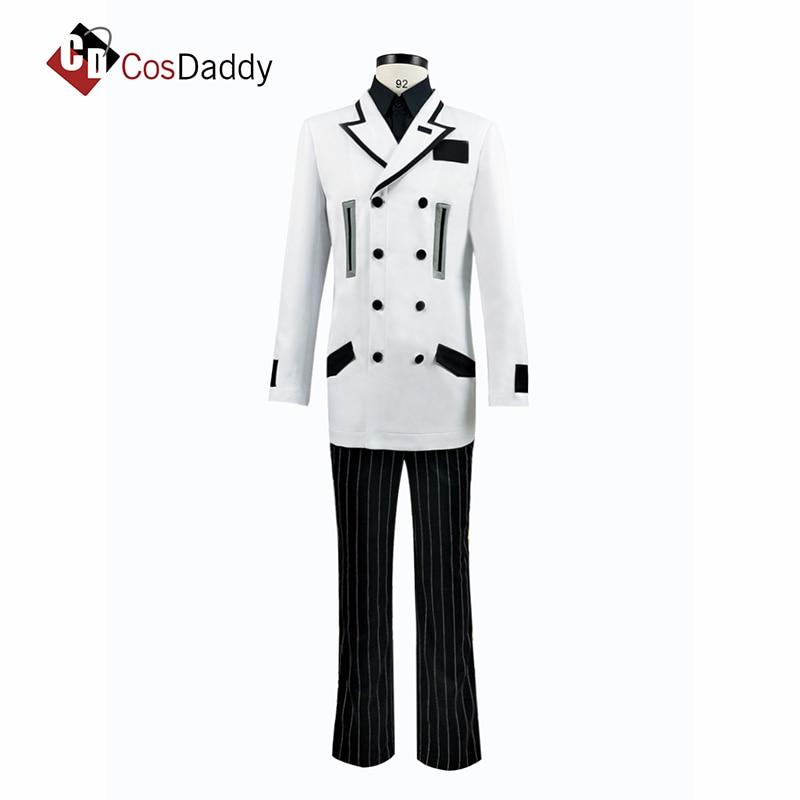 CosDaddy Tokyo Ghoul cosplay costume uriekuki pant coat