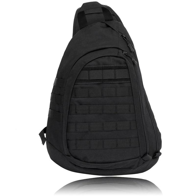 Waterproof Large Sling Single Shoulder Bag font b Backpack b font Gear Pack One Strap Heavy