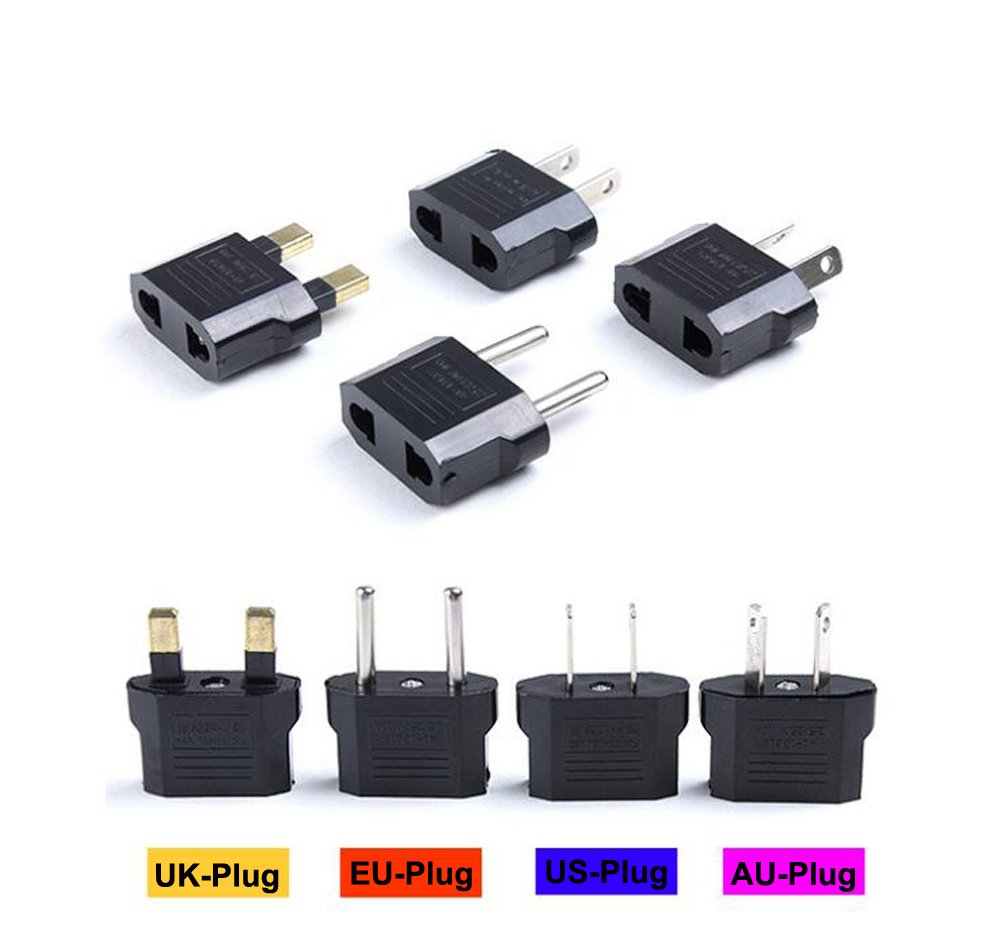 EU AU UK Plug Adapter For  Toothbrush Handle / Shaver Razor Charger