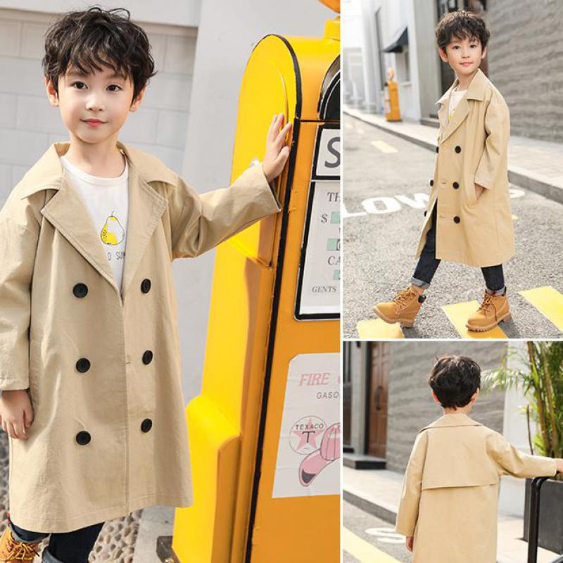 2018 Kids Jacket Boys Long Winter Coat New Teenagers Jacket Child Thick Coat For Boys Outerwear & Coats Boys Clothes 10 12 Year стоимость