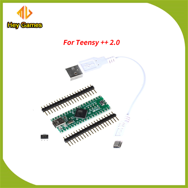 Teensy 3.2 3.1 2.0 Plus USB Keyboard Mouse Teensy AVR Experiment Board For PS3