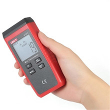UNI-T UT373 Mini Digital Laser Non-Contact Laser Tachometer Measurement Meter Km/h Backlight protmex pt6208a lcd display high performance revolution meter contact type digital tachometer with data logging backlight