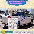 De calidad superior cubierta del cuerpo de coche externa marco stick lámpara ABS ajuste manija de puerta del cromo tazón Para Tiggo3 Chery Tiggo 3 2014 2015 2016