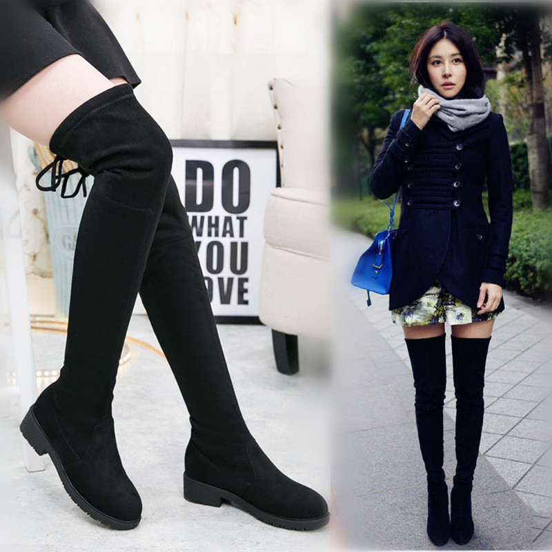 Compare Prices on Thigh Heels- Online Shopping/Buy Low Price Thigh ...