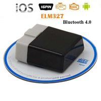 V4 0 MINI ELM327 Bluetooth Power Switch ELM 327 OBD2 OBDII For IOS Android Torque Car