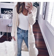 cardigans womens sweater oversized knitted harajuku computer casual long cardigan mama pink 2019 new